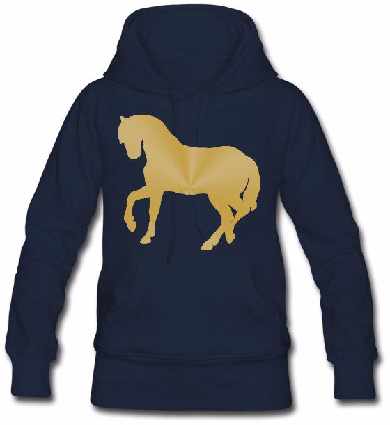 Sweater met paard